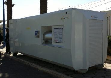 Compacteur Solarpack