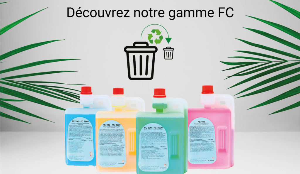Gamme FC écologique