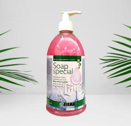 Soap spécial