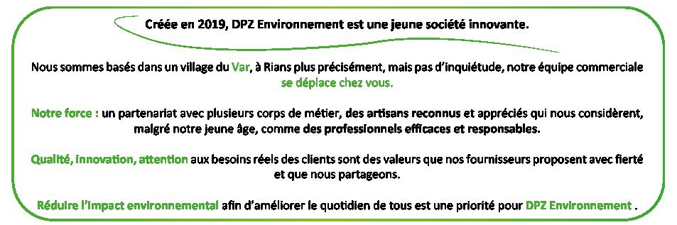 Société DPZ Environnement